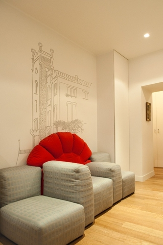 elegante bed and breakfast a Trieste