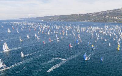 Vieni a Trieste per la Barcolana!