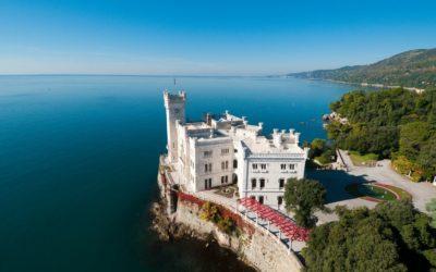 Un itinerario diverso per visitare il Castello di Miramare