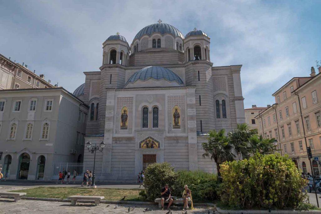 Chiesa serbo-ortodossa a Trieste