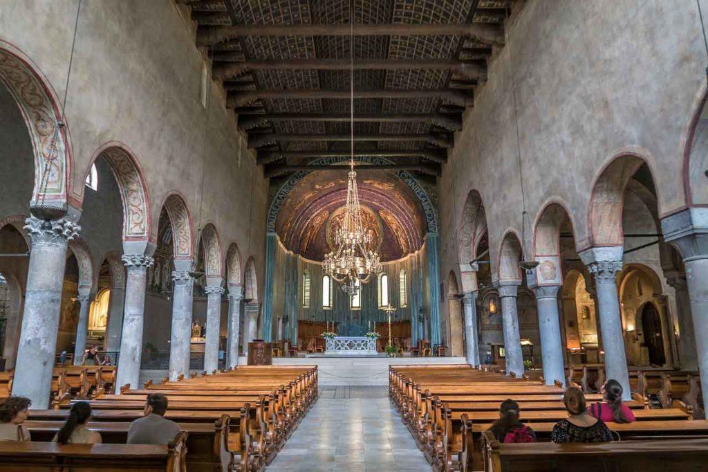 Cattedrale di S Giusto Trieste