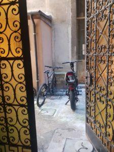 Stalli bici B&B Trieste