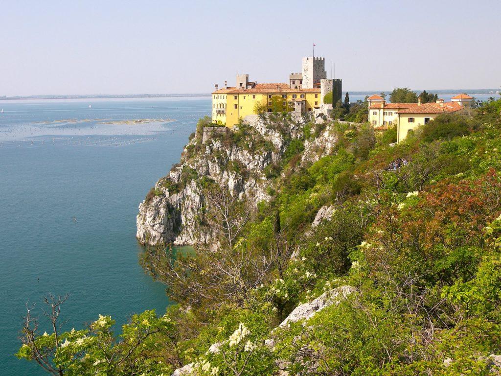Castello di Duino ph Karl Andrich