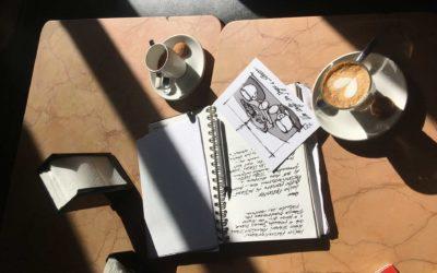 Maurizio racconta Trieste. Appuntamento con il caffè.