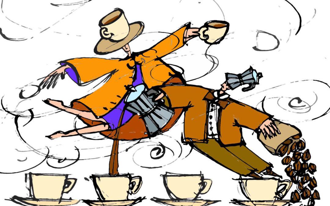 Stagni caffè Bora