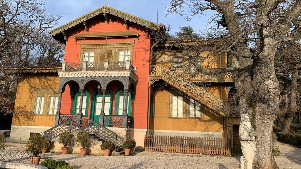 Villa revoltella Trieste Chalet