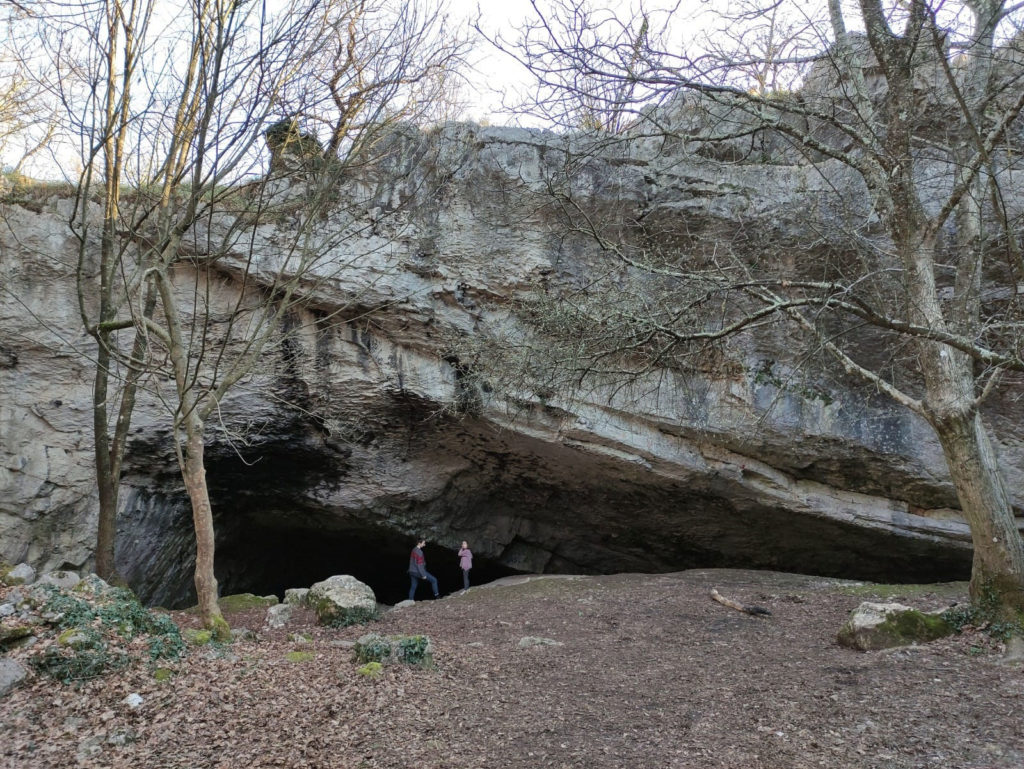 Grotta Azzurra di Samatorza