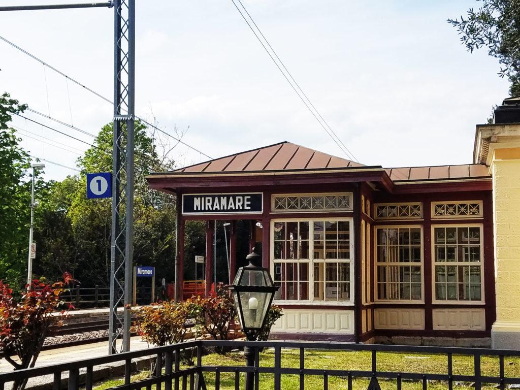 Stazione Treni Miramare
